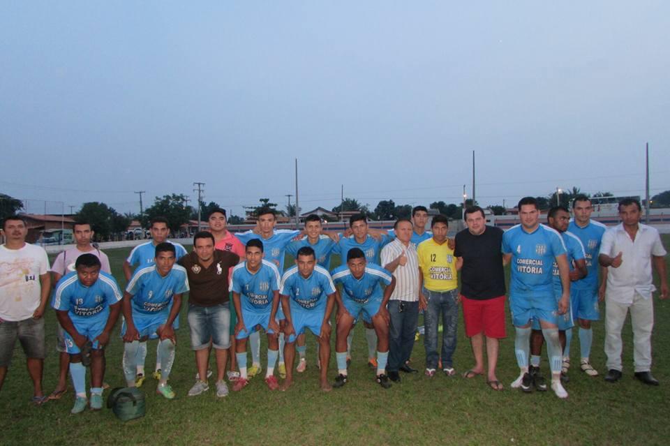 Neste fim de semana Buritirana foi movimentada pela realização do X Campeonato Municipal.
