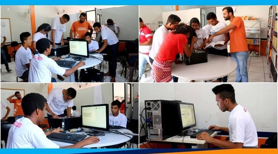Prefeitura de Buritirana através do programa PRONATEC.