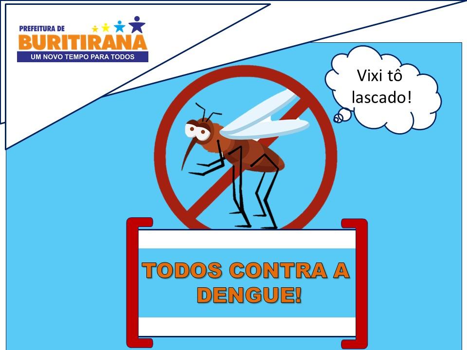 Ação de combate ao mosquito aedes aegypti