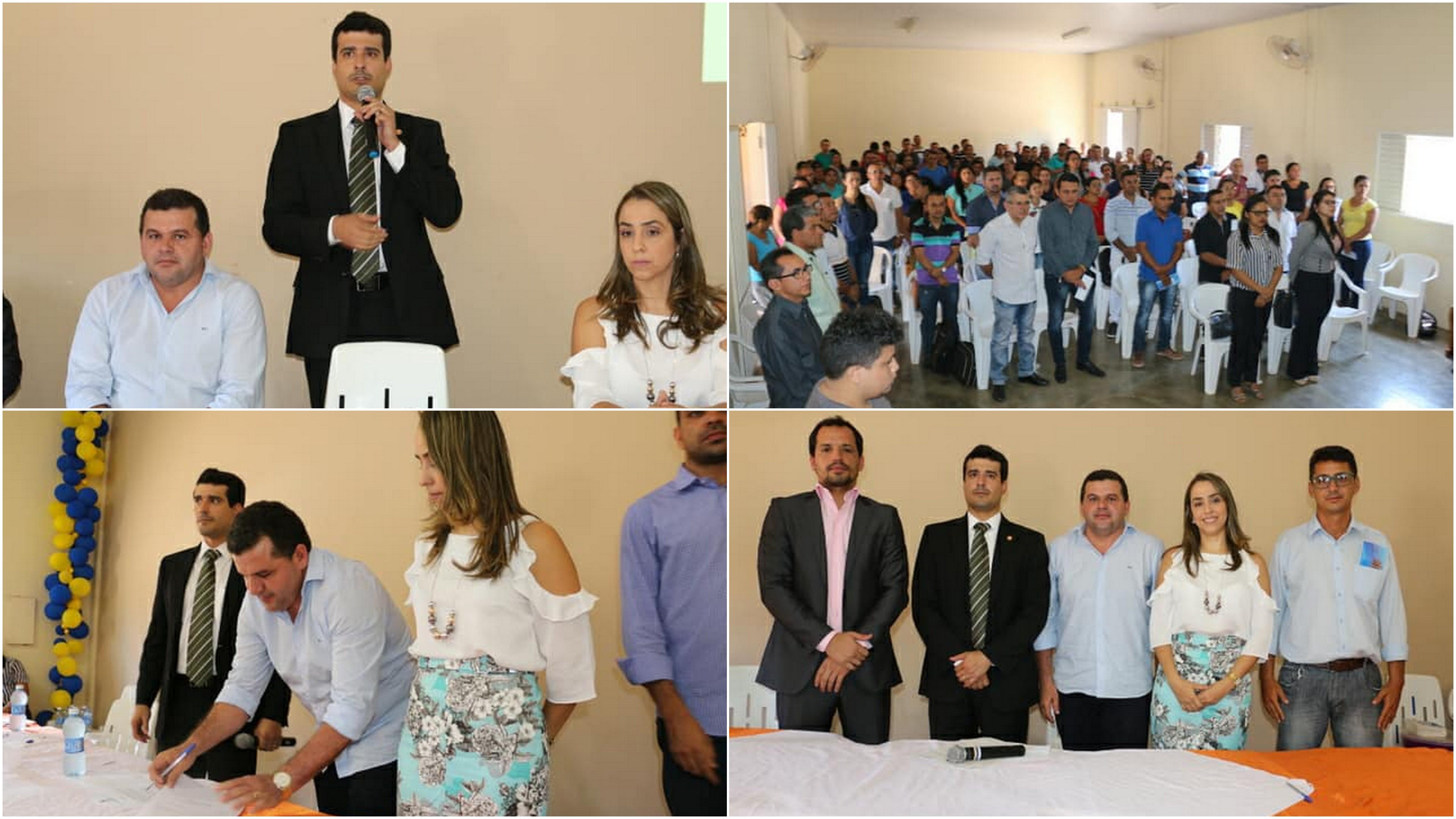 Cidadão Consciente – Gestão Transparente Prefeitura de Buritirana adere à campanha do Ministério Público